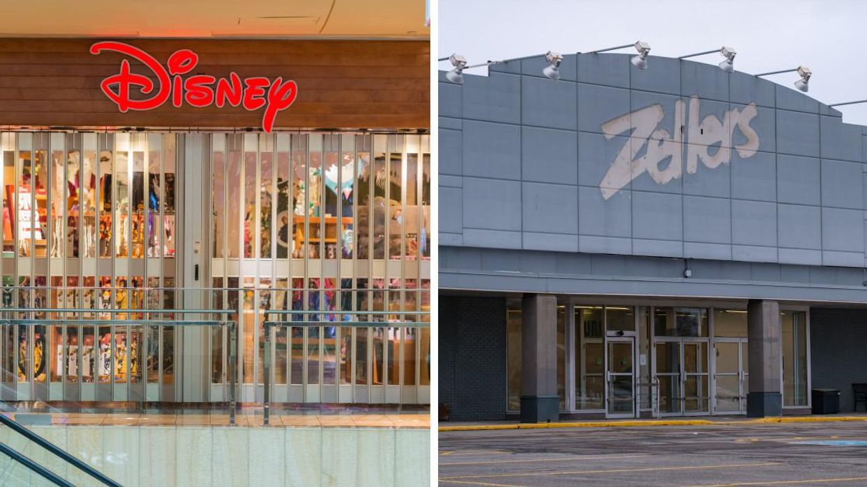 7 Stores From Your Childhood In Canada That Won't Be Around For Your Own Kids