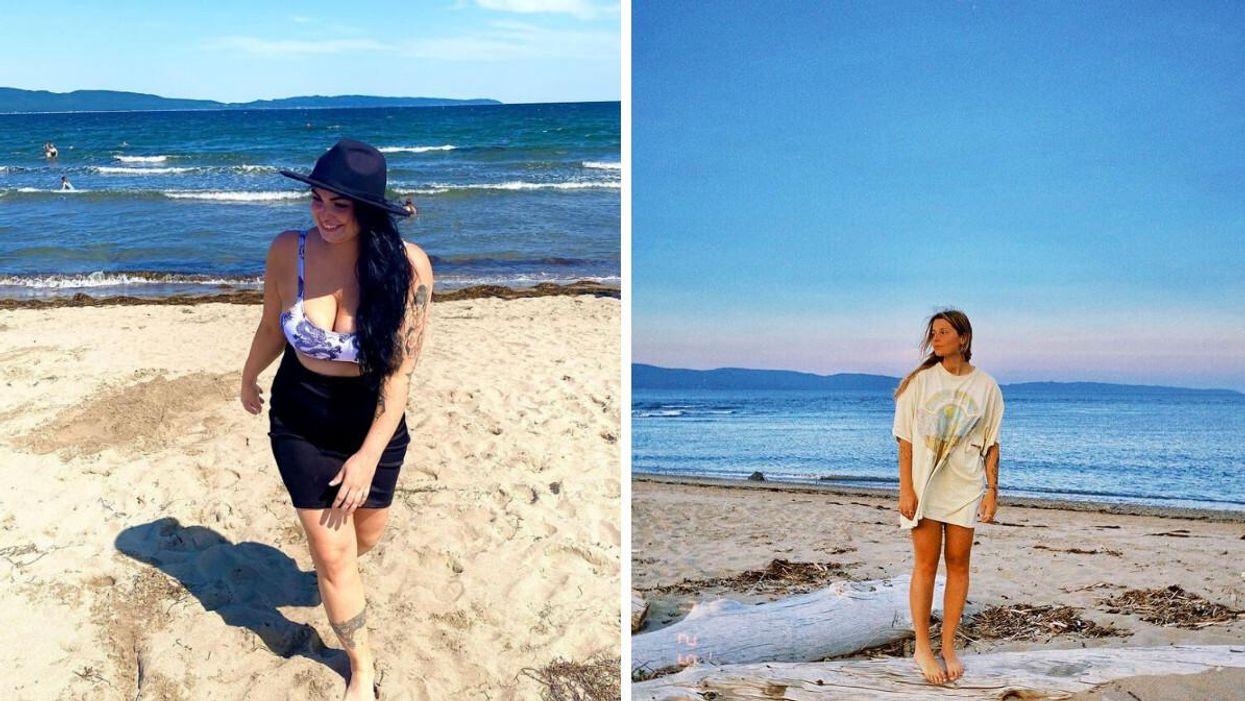Plage Haldimand : Une des belles plages de la Gaspésie