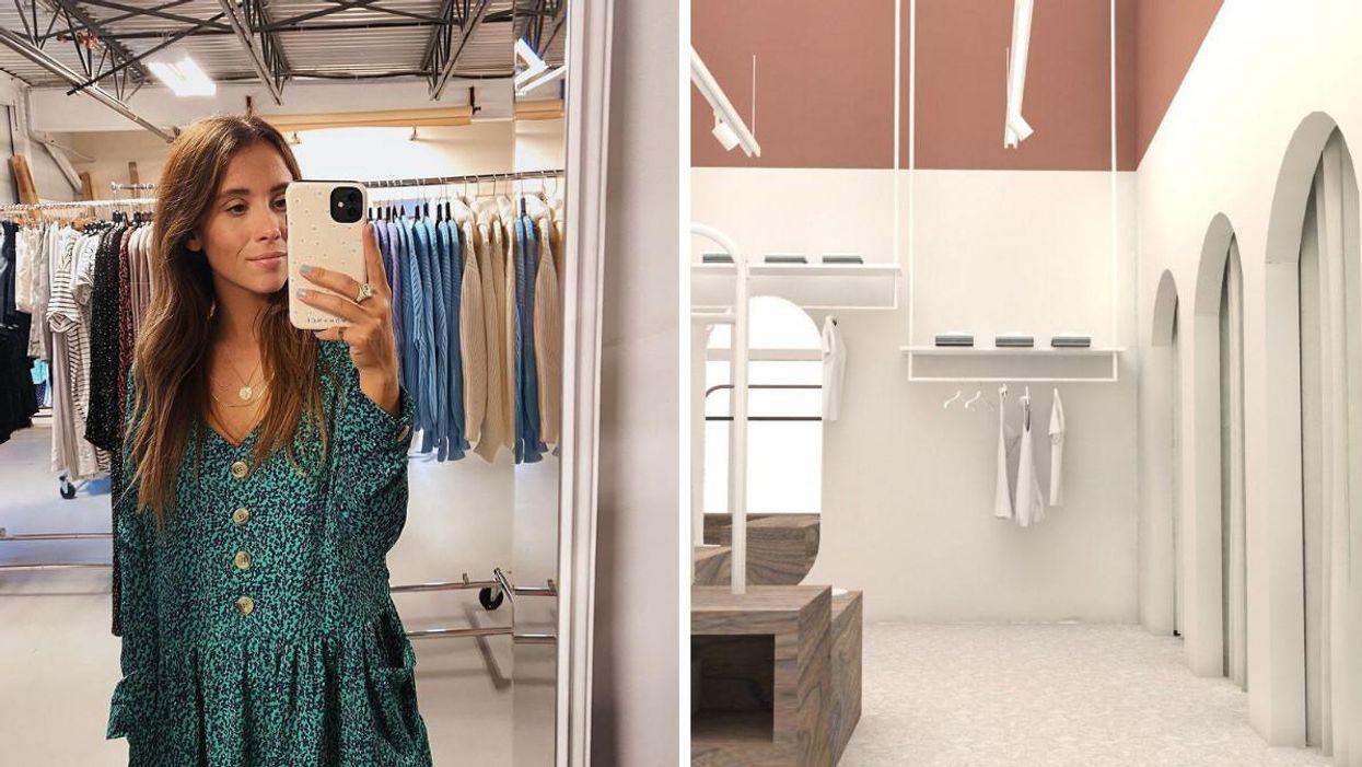 Andréanne Marquis ouvre une première boutique Womance à Québec
