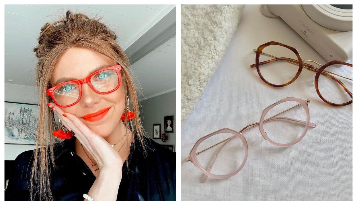 EyeBuyDirect Is Having A Buy One Get One Free Glasses Sale For Back-To-School Season