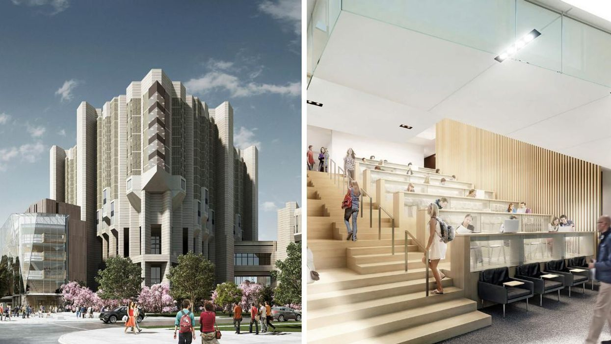 University Of Toronto Library Is Getting Transformed (PHOTOS)