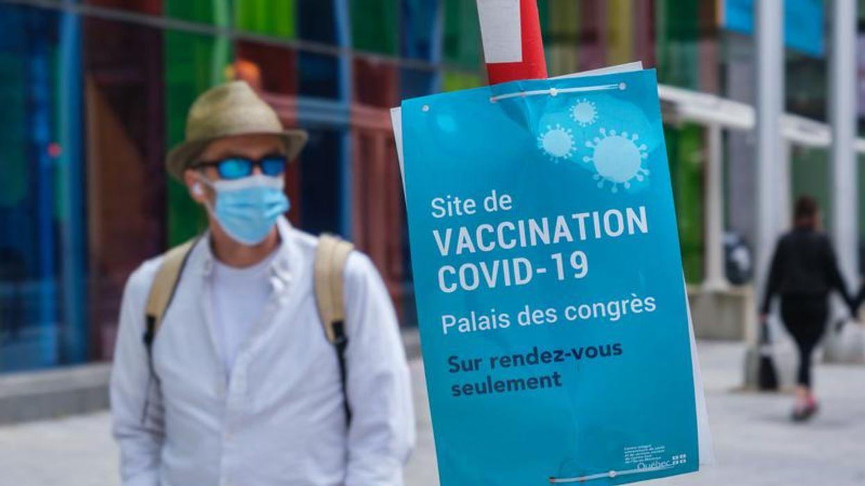 Mauricie : 80% des personnes n'ont pas reçu leur 1ere dose