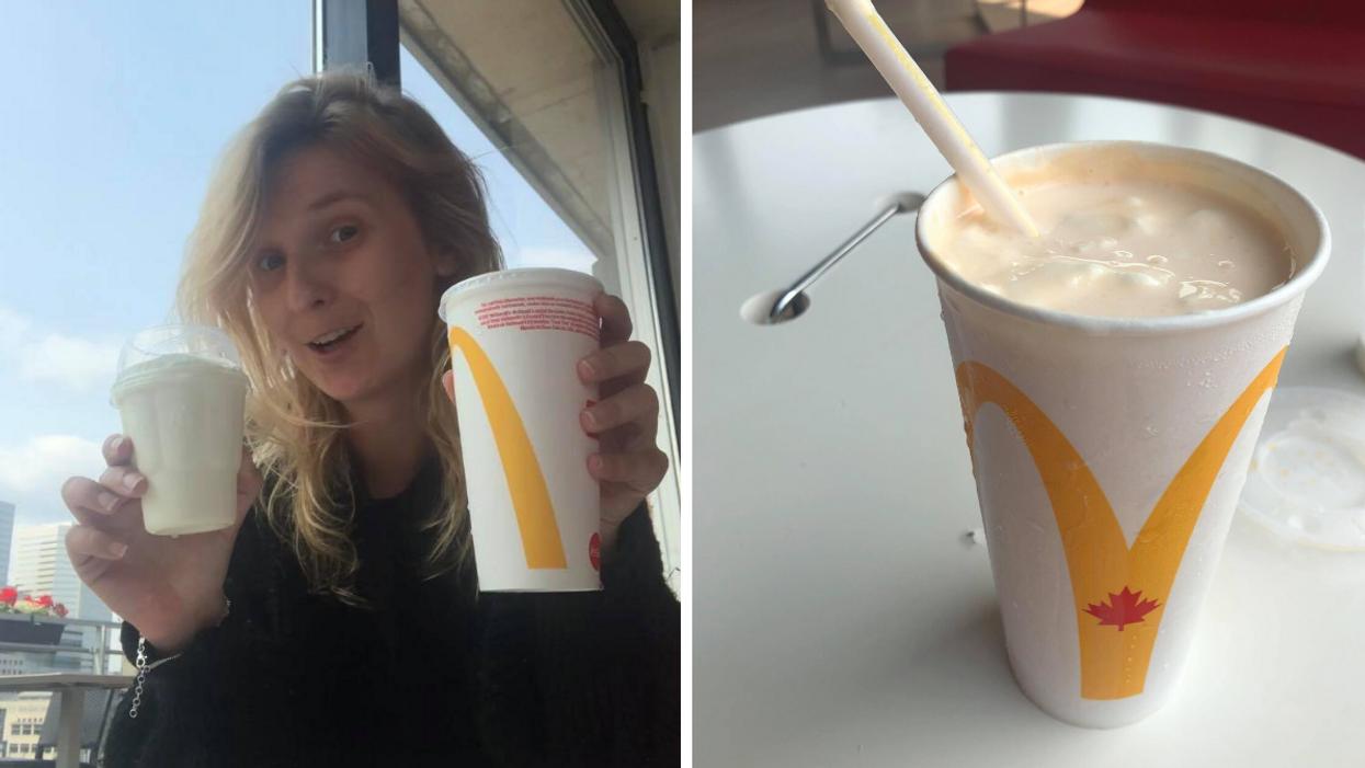 Mode TikTok : On a goûté à la boisson « hack » McDonald's