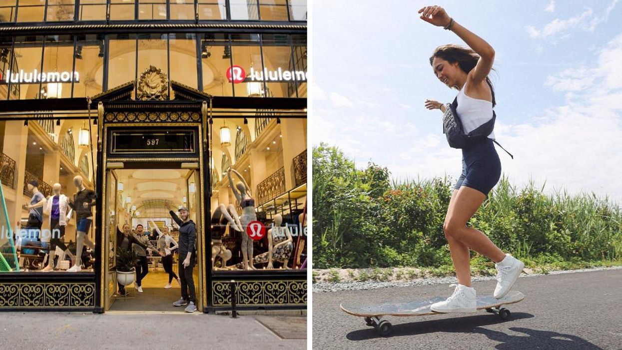 11 Lululemon New Arrivals Of Men's & Women's Clothes That Are Worth Buying