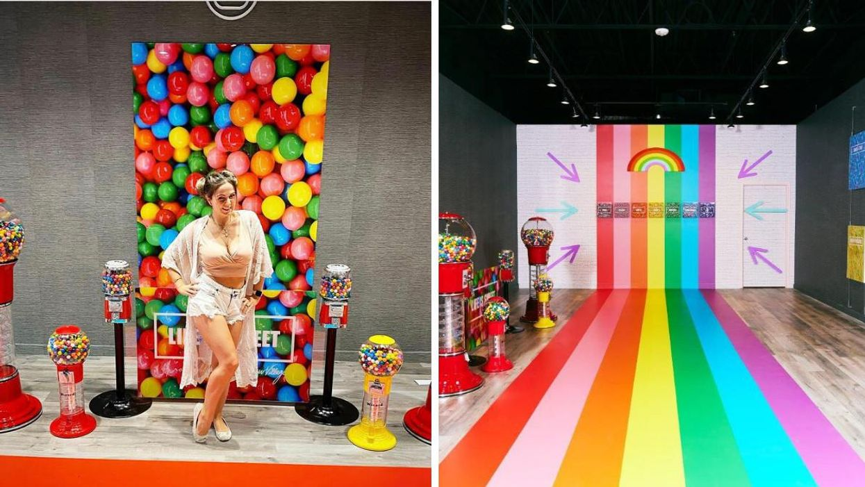 Toronto Candyland At Bayview Village Is An Instagram Paradise
