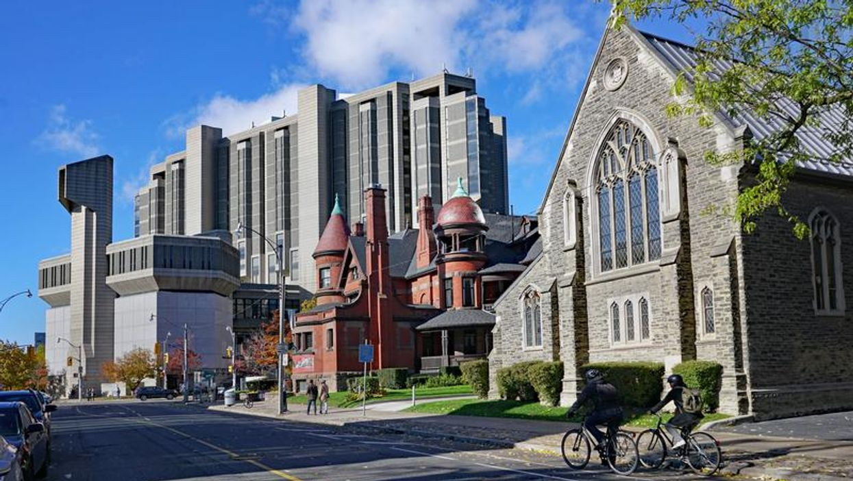 University Of Toronto Ranked In The Top 25 Of The World
