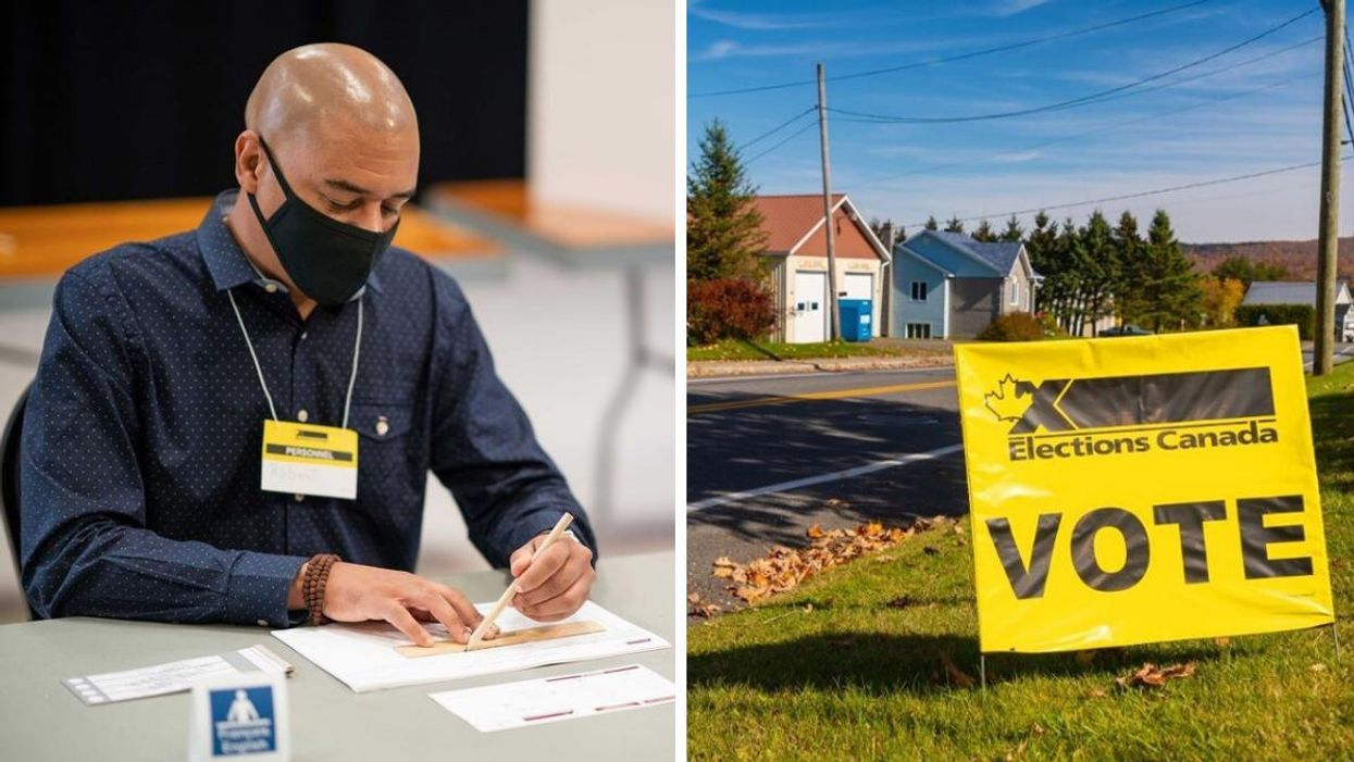 Elections Canada Jobs At Polling Stations Pay More Than Minimum Wage
