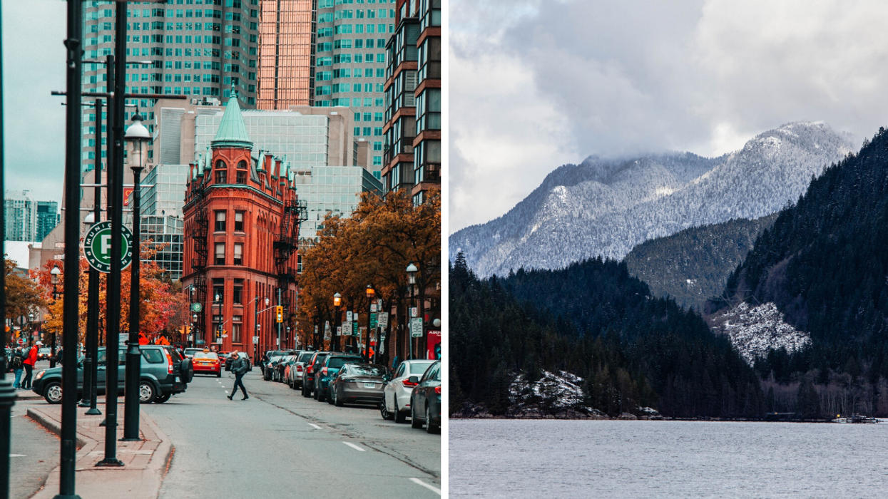 Fall Forecast For 2021 In Canada Is All Over The Place