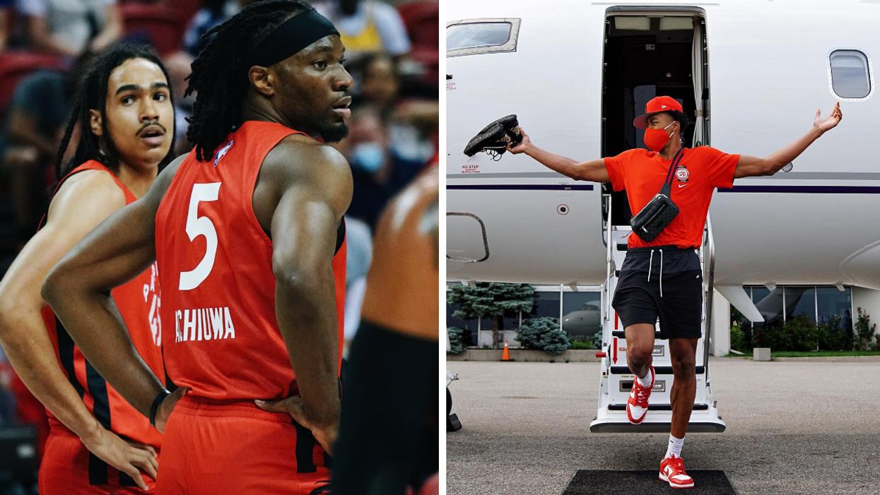 Toronto Raptors New Recruits Are Already Having So Much Fun (VIDEOS)