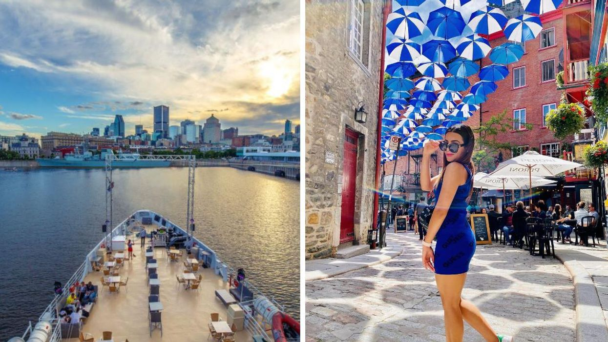 Popular Tours And Activities You Can Book When You're In Montreal