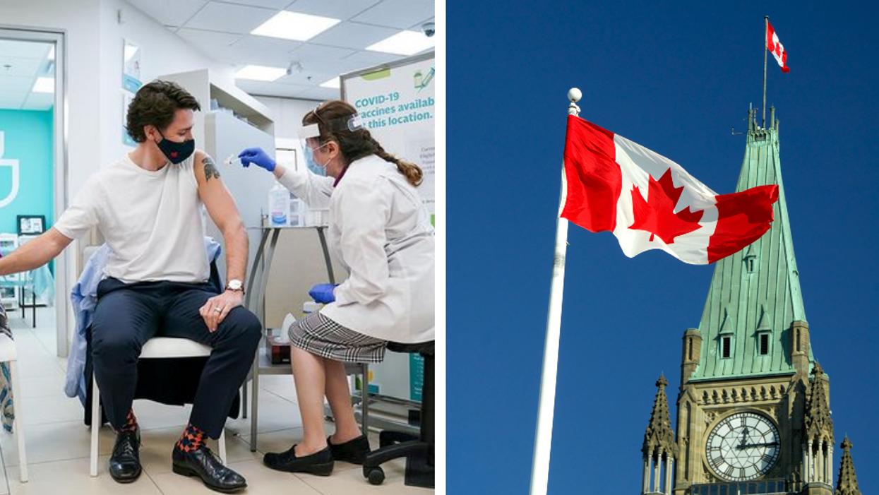 Le vaccin obligatoire pour les fonctionnaires fédéraux du Canada
