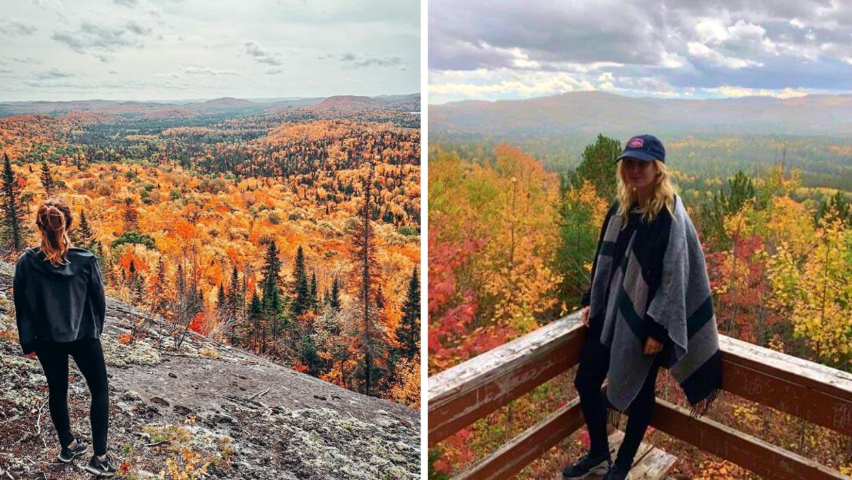 8 hikes à moins de 2 h de Montréal parfaits pour l'automne