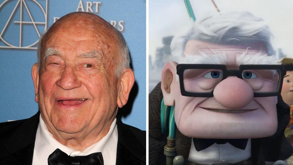 Ed Asner, Voice Of 'Up's Iconic Grumpy Grandpa, Passes Away