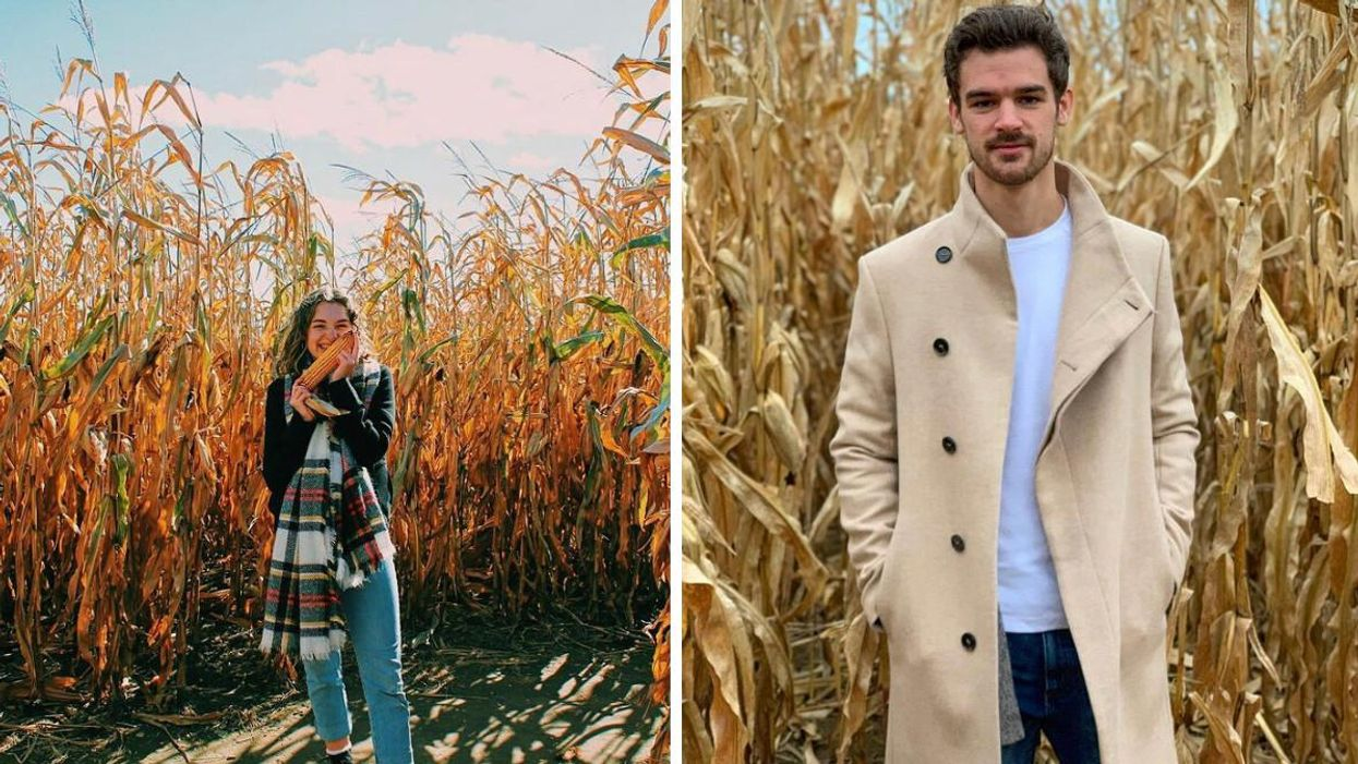 8 Giant Corn Mazes Near Toronto You & Your Besties Can Get Lost In This Fall