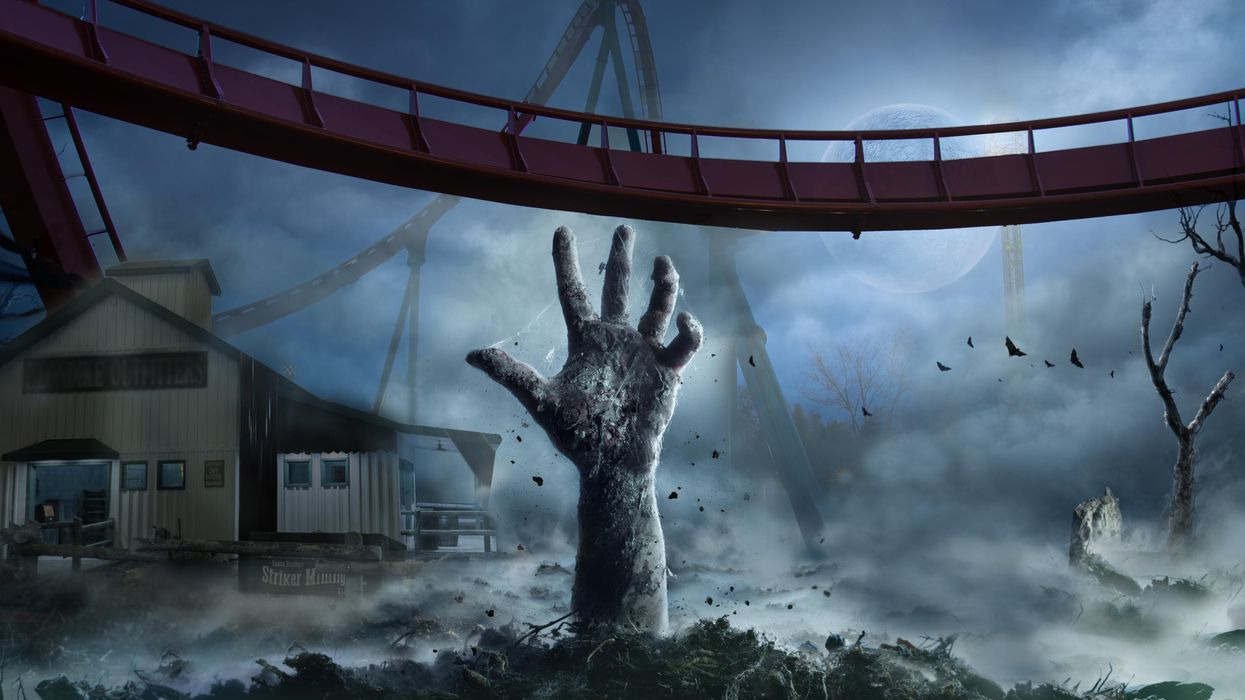 Wonderland's Halloween Haunt Tickets Are On Sale Now