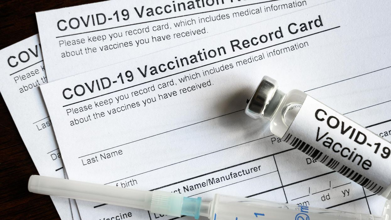 A Woman Named 'AntiVaxMomma' Has Been Accused Of Selling Fake $200 Vaccination Cards