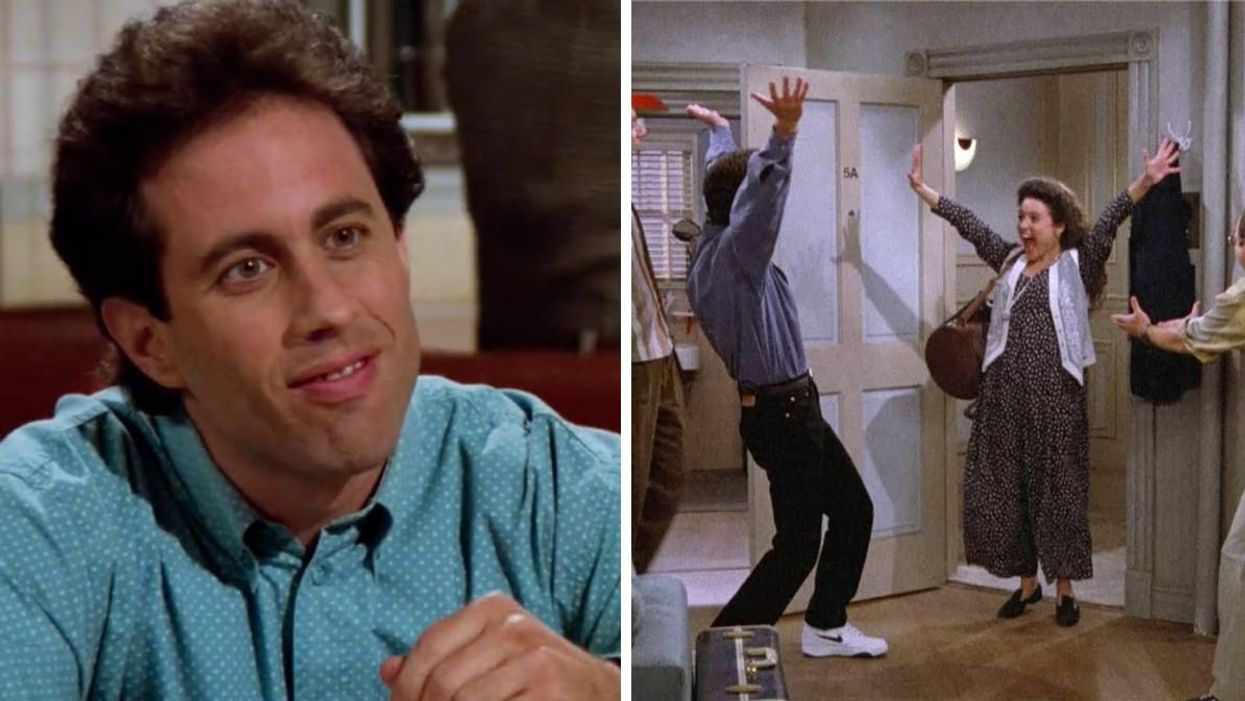 'Seinfeld' Is Dropping On Netflix Soon & All 9 Seasons Will Be Available To Binge Watch