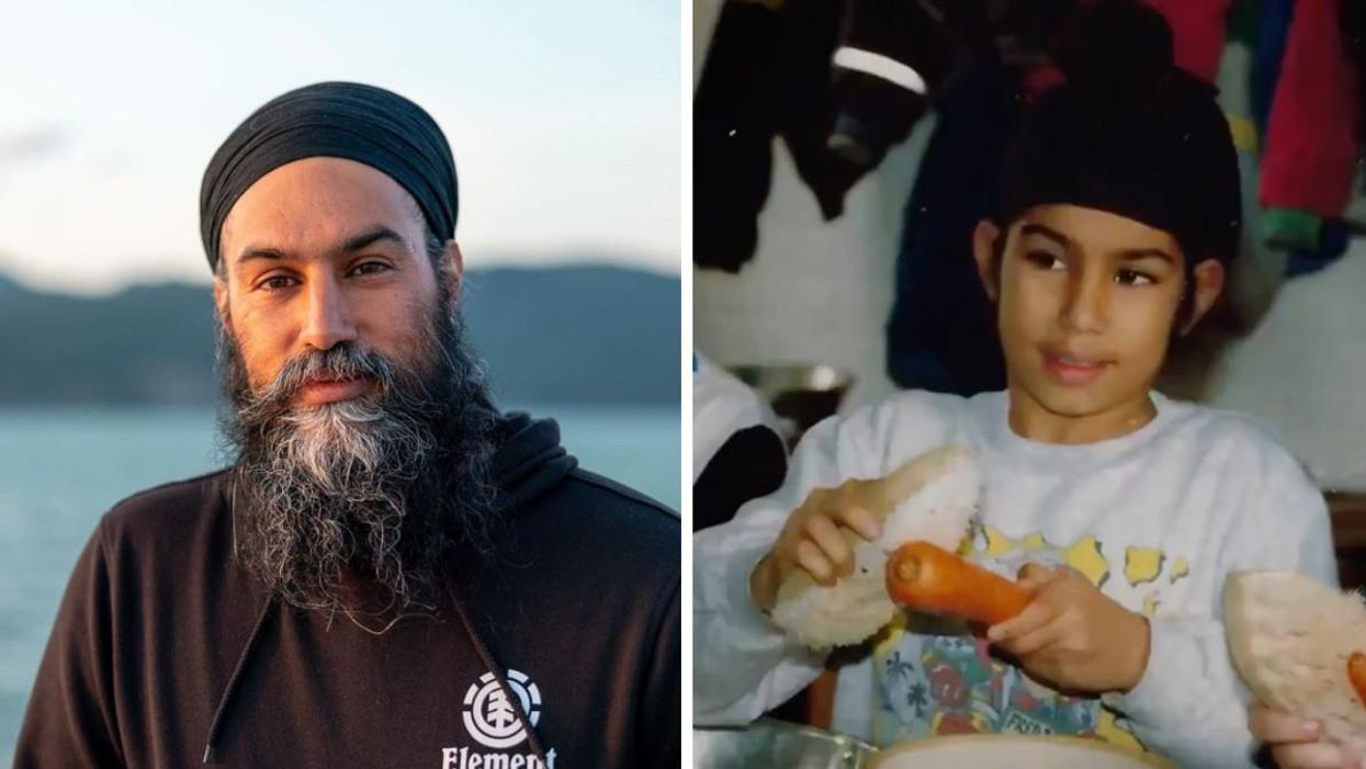 Jagmeet Singh Just Opened Up About Being Bullied As A Child For Being 'Different' (VIDEO)