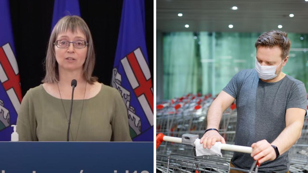 Alberta's Mask Mandate Is Coming Back As COVID-19 Hospitalizations Surge