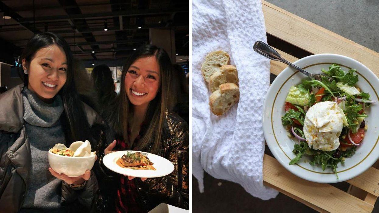 Tu peux manger 4 plats gastronomiques pour 20 $ à cet événement de bouffe à Montréal