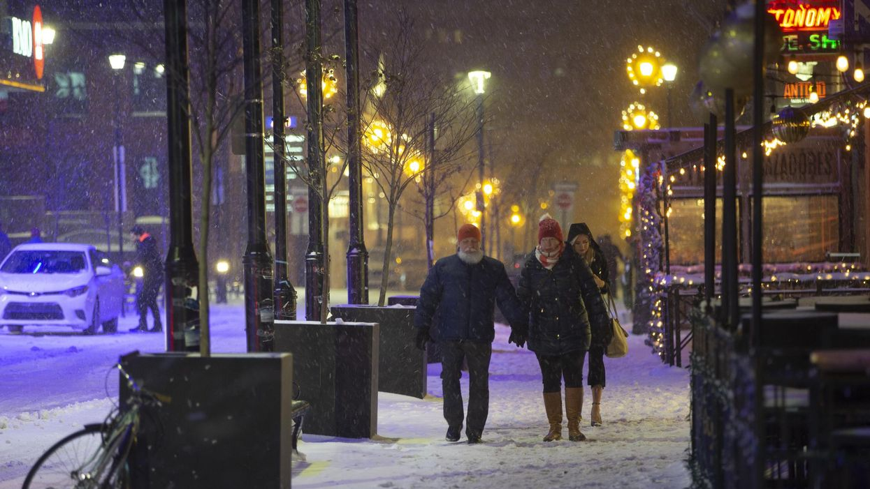 Canada's Fall Forecast Predicts That Winter Is Coming Early For Quite A Few Provinces