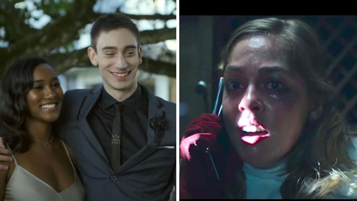 Ce Québécois joue dans un film d'horreur Netflix et la bande-annonce donne des frissons