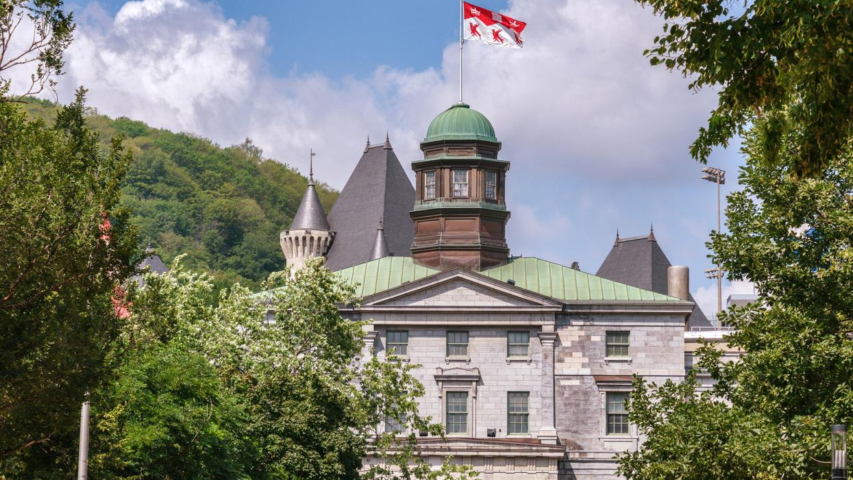Montreal's McGill University Has Evacuated Buildings Due To A 'Suspicious Package'