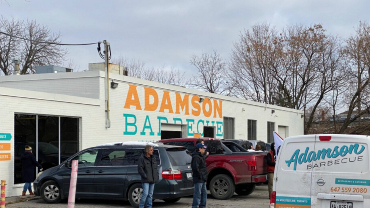 Adamson BBQ Is Closing As They 'Can't, In Good Conscience, Comply' With Vaxx Certificates