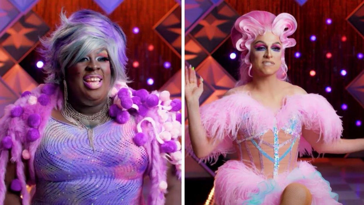 Ces 4 drag queens de la nouvelle saison de Canada's Drag Race viennent du Québec