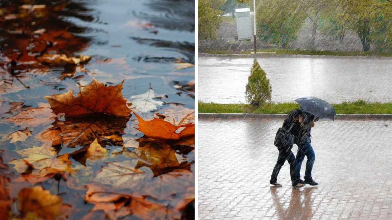 BC Will Get Drenched This Weekend & Some Areas Will See More Rain Than They Did All Summer