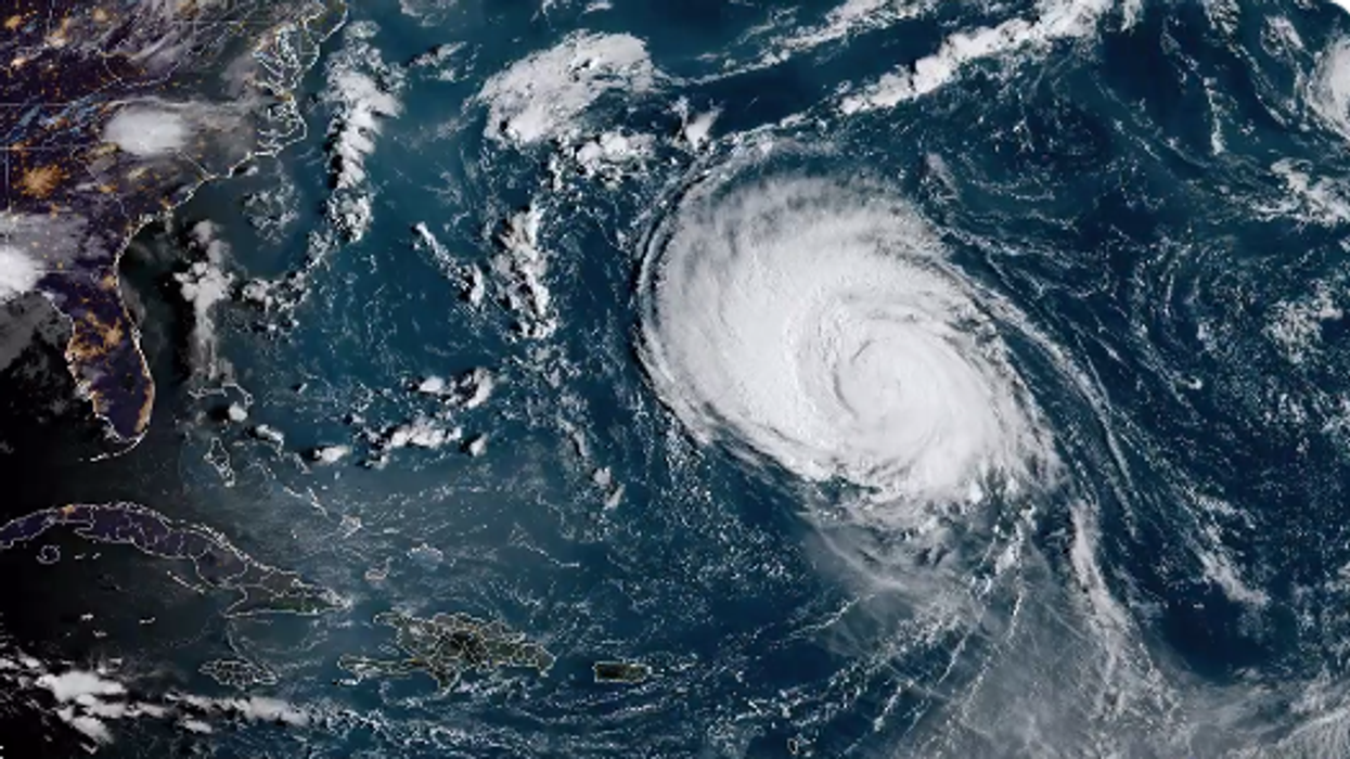 This Is When Hurricane Larry Is Expected To Make A 'Head-On' Impact In Canada