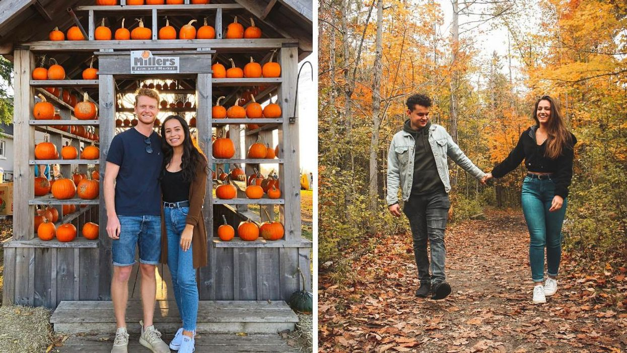9 Fall Dates Around Ottawa Where You Can Have A Gourd Time Together