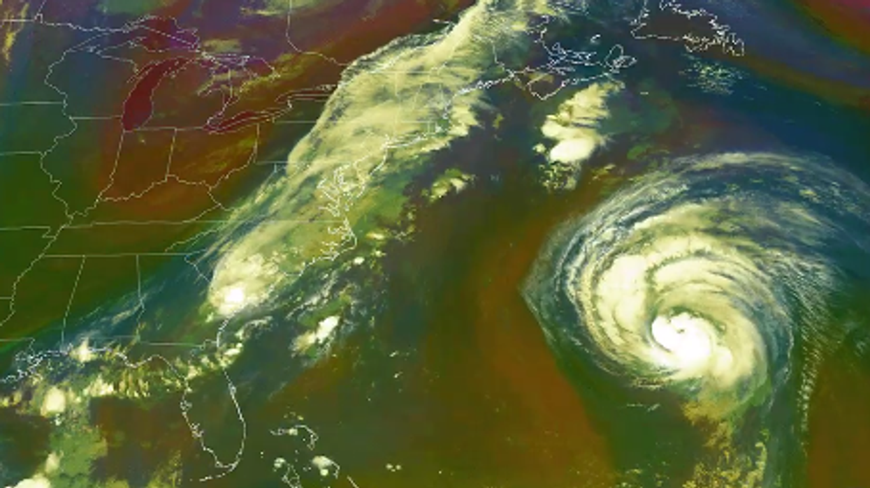 Hurricane Larry Is Expected To Hit These Areas Hard & People Should 'Be Prepared'