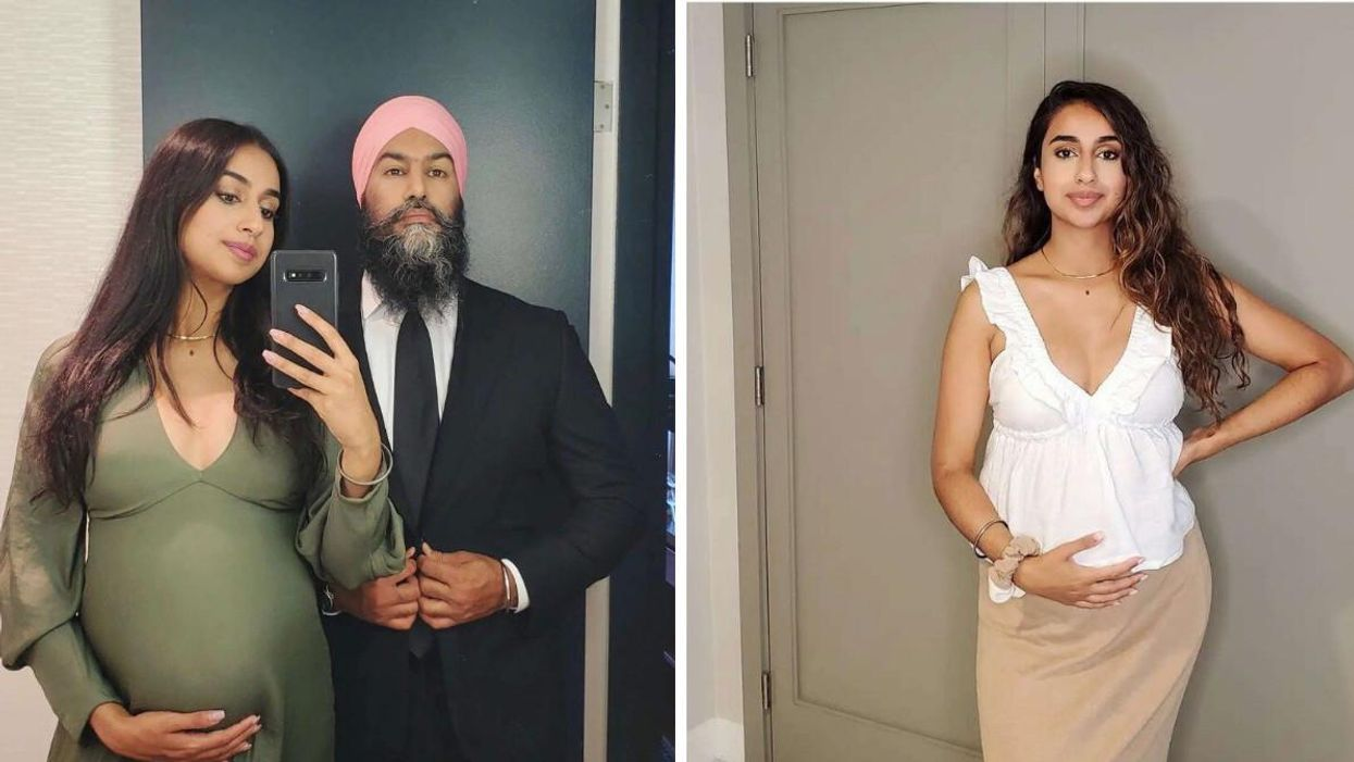 Gurkiran Kaur Sidhu Shares How She Found Out She Was Pregnant & Surprised Jagmeet Singh