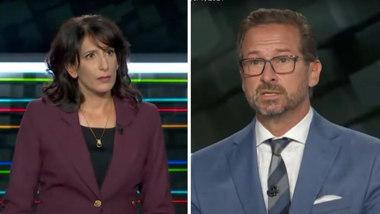 L'animatrice du débat des chefs en anglais fait réagir les Québécois avec ses questions