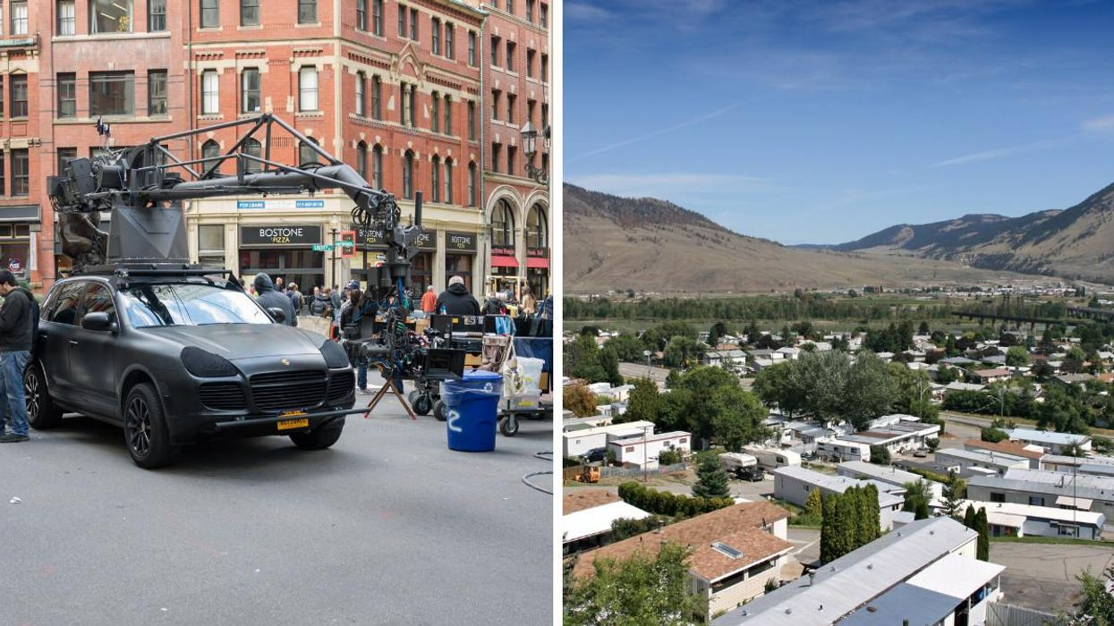 Film Crews Hoping To Shoot In This BC City Will Now Have To Pay Local Workers $75/Hr