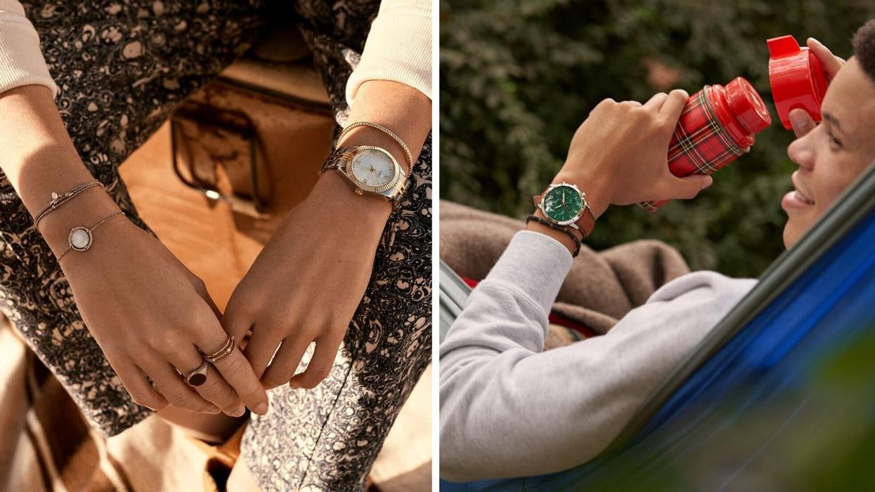 Fossil Canada Is Having A Sale & You Can Get An Extra 40% Off Watches & Bags Right Now