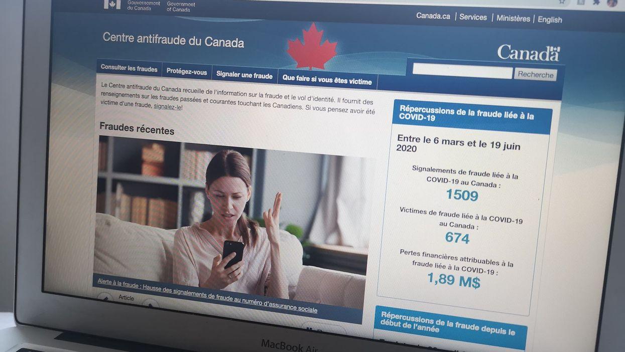 Fraudes : la Sûreté du Québec met en garde contre des fraudeurs demandant ton NAS