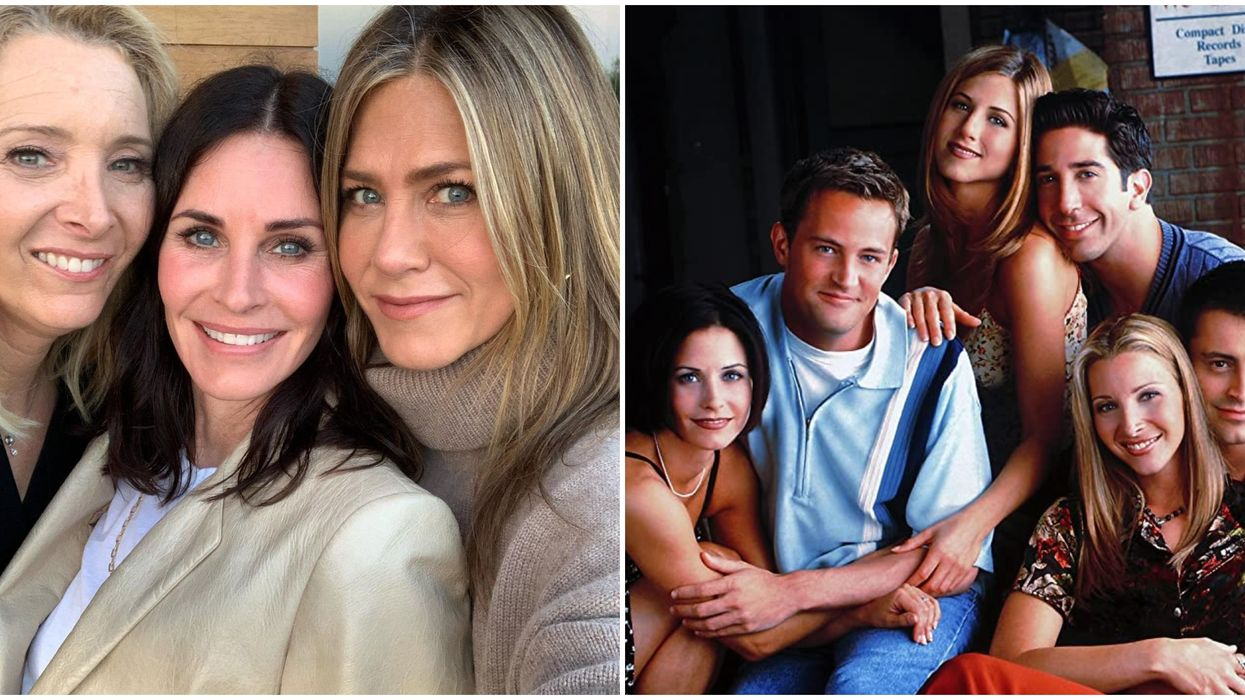 'Friends' Reunion Will Finally Be Released This March, Says Matthew Perry