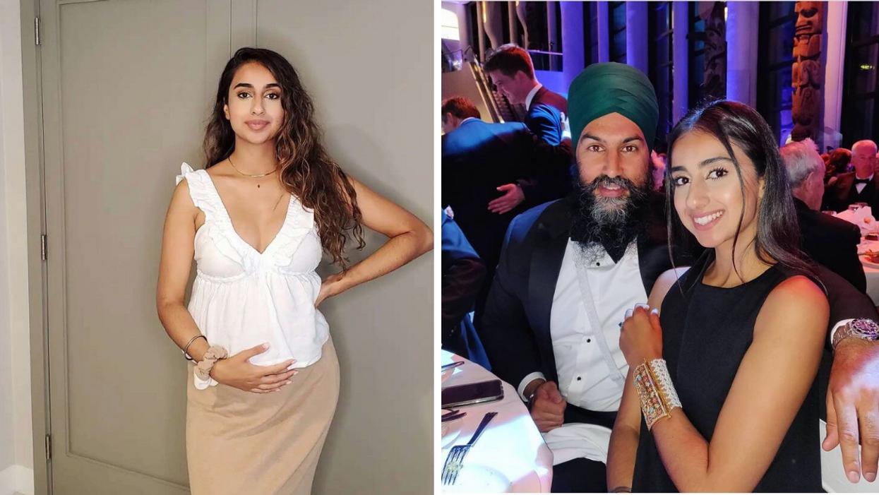 Gurkiran Kaur Sidhu Reveals How Her Pregnancy Has Been Going & If She Wants More Kids