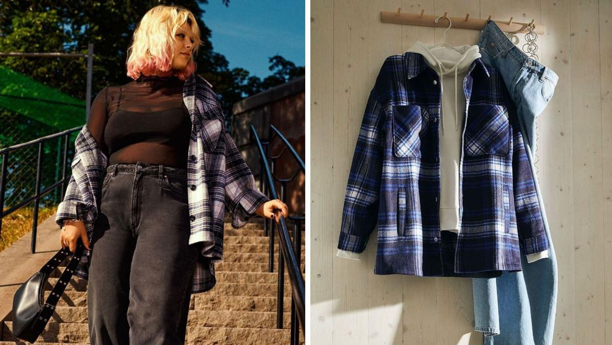 H&M Is Having A 60%-Off Sale In Canada & You Can Find Some Super Cute Fall Clothes