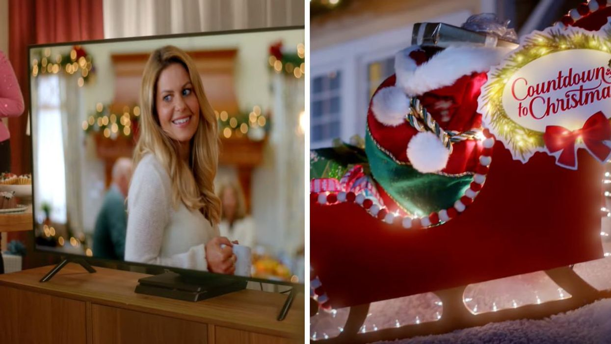 Hallmark Holiday Movies Are Starting Early This Year Because Who Needs Halloween Anyway