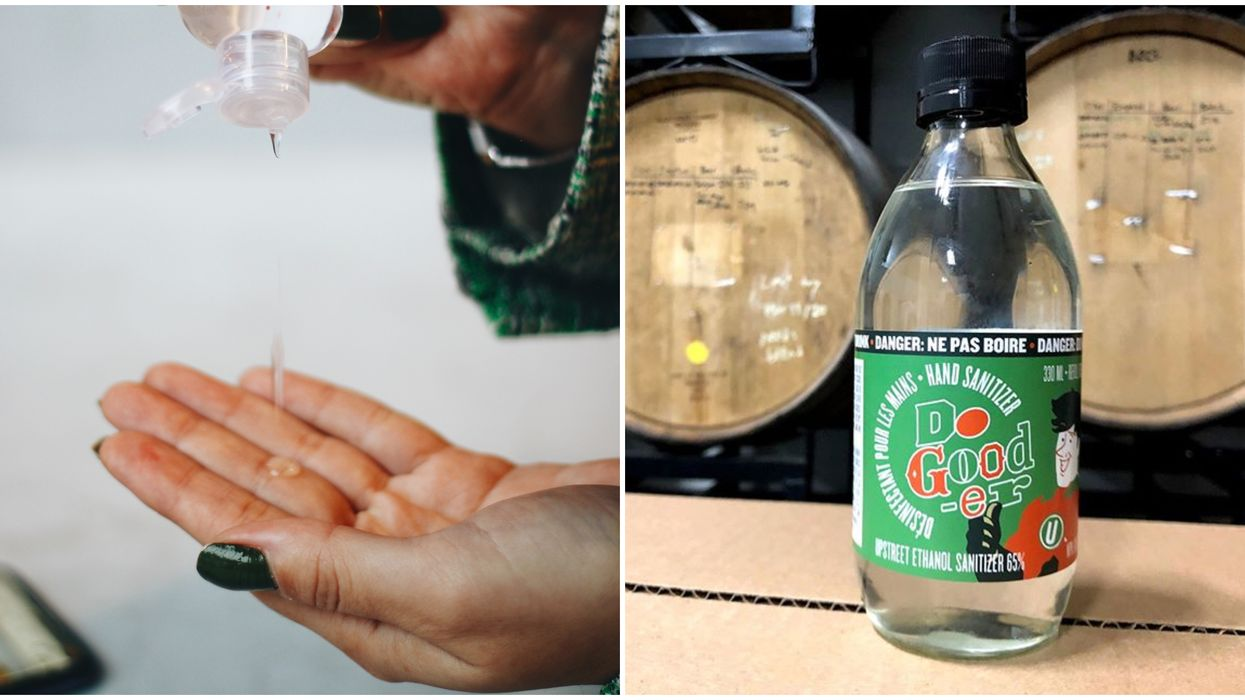Hand Sanitizer Recall In Canada Has Happened Again & There Are Health Risks
