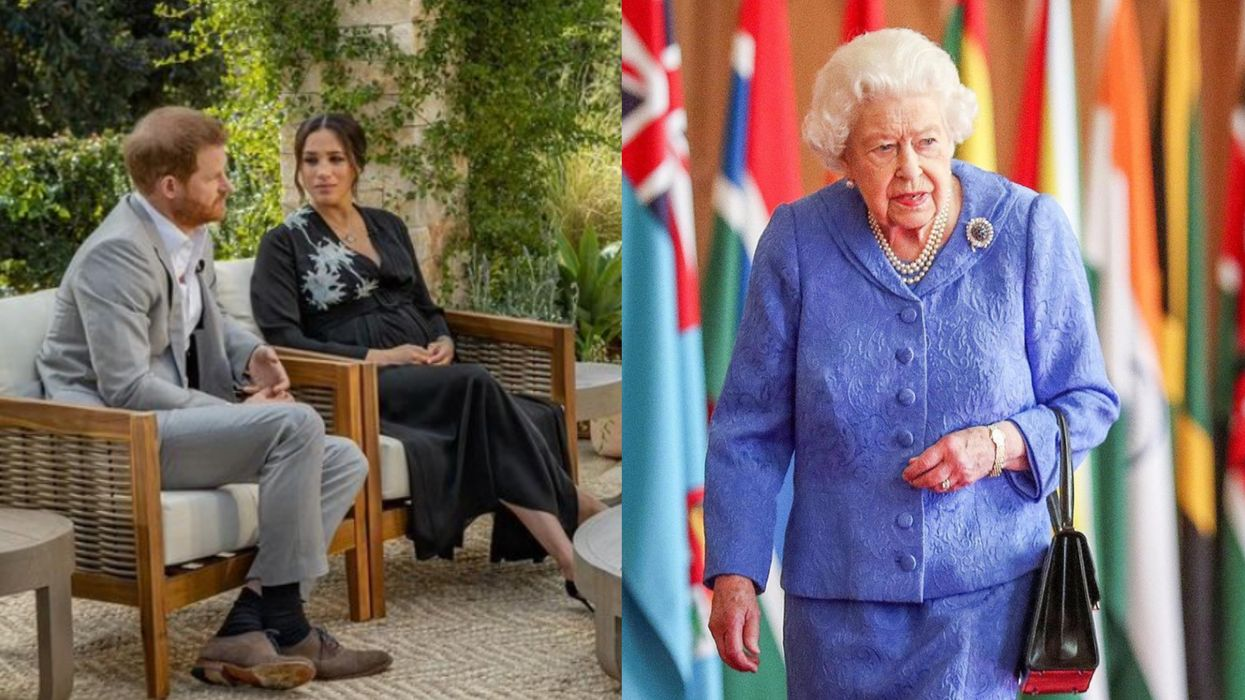 Harry & Meghan's Interview Impacted Some Canadians' Views On The Royal Family