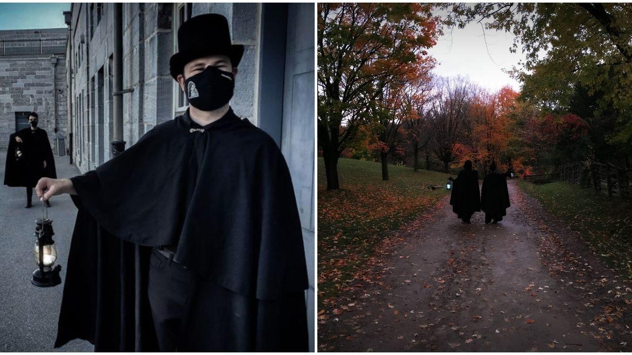 Haunted Walk Through Black Creek Pioneer Village Lets You Learn Creepy Toronto History