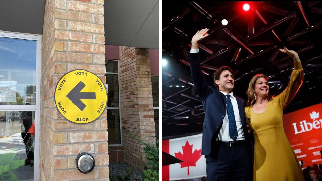 Here's How To Watch Canada's 2021 Election Results Live Wherever You Are