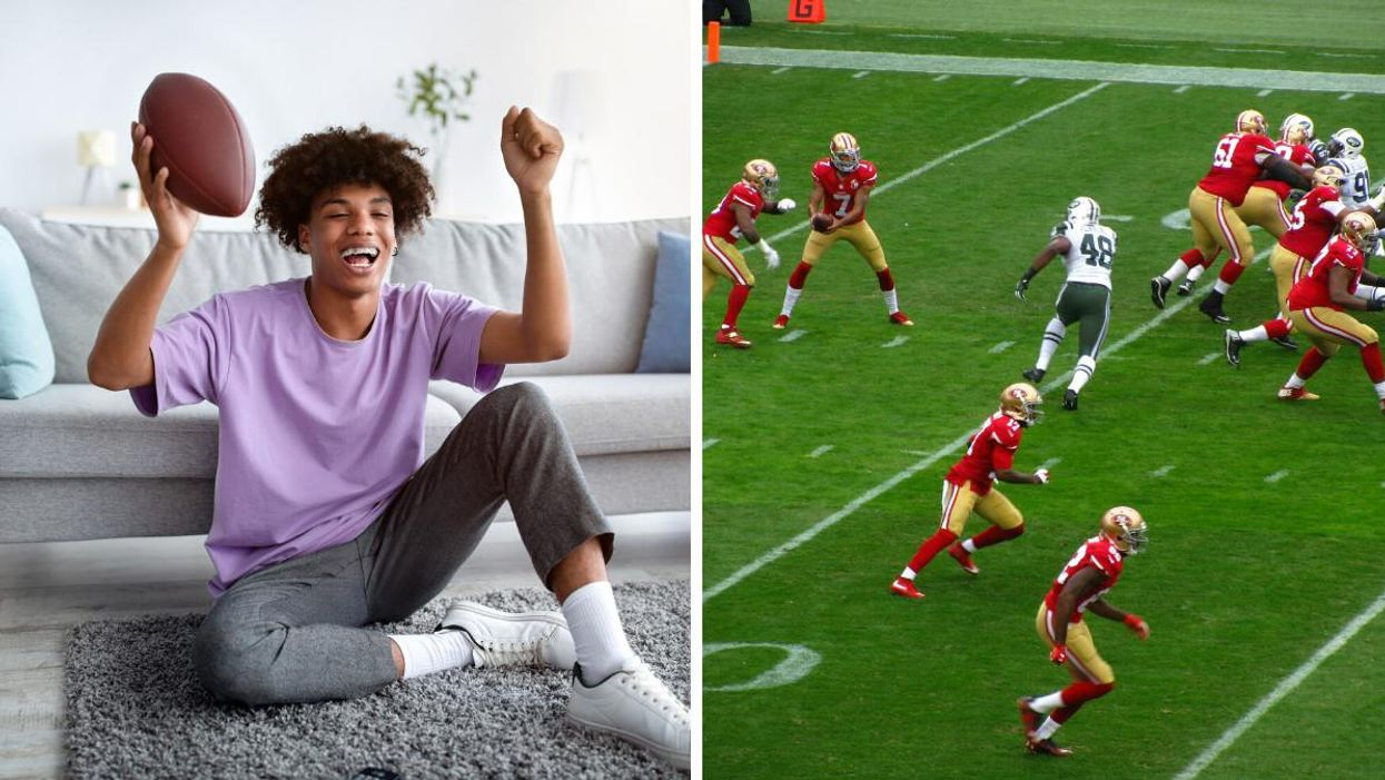 Here's How To Watch NFL Games For Free In Canada If You Don't Have Cable