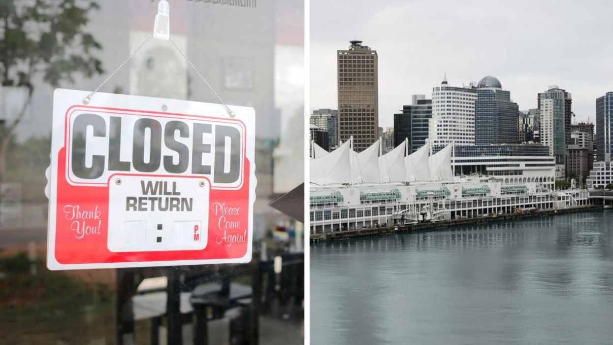 Here's What's Open & Closed For Thanksgiving in Vancouver