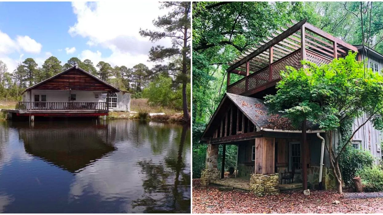 Homes For Sale In Georgia For $150k Or Less That Will Knock Your Socks Off