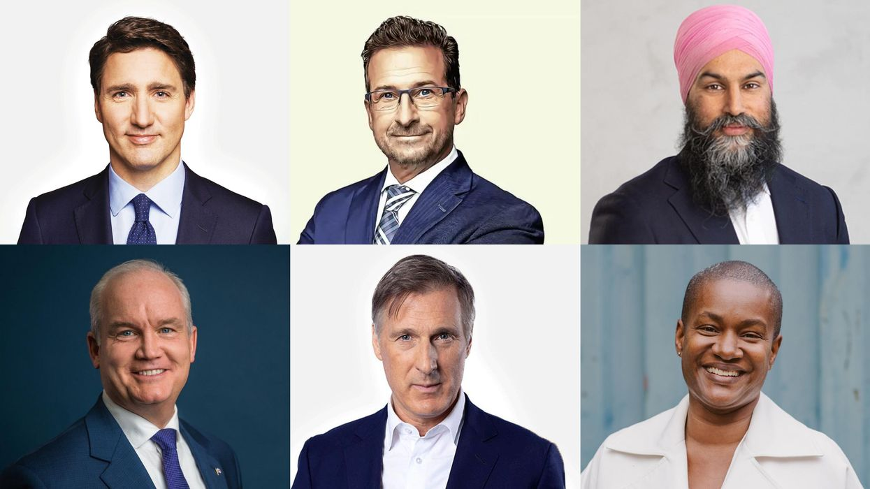 How To Decide Who To Vote For In Canada's 2021 Federal Election